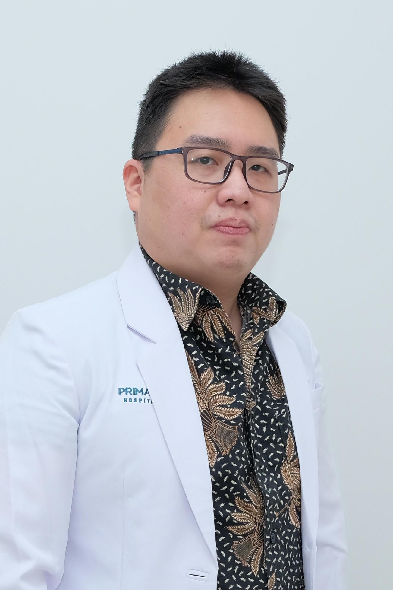 dr. Thomas Malonda, Sp.OG