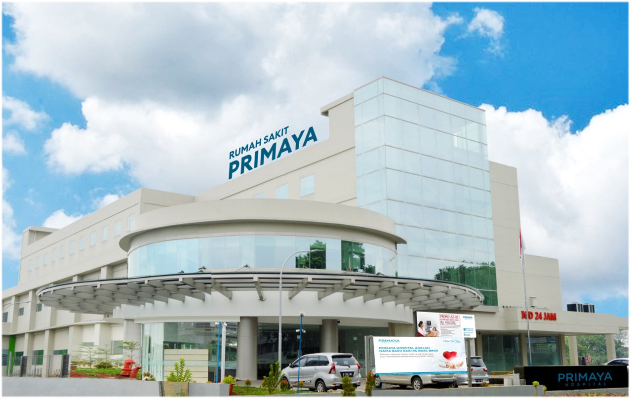 Primaya Hospital: Cara Berobat, Spesialisasi Dokter, Biaya Rawat Jalan & Inap