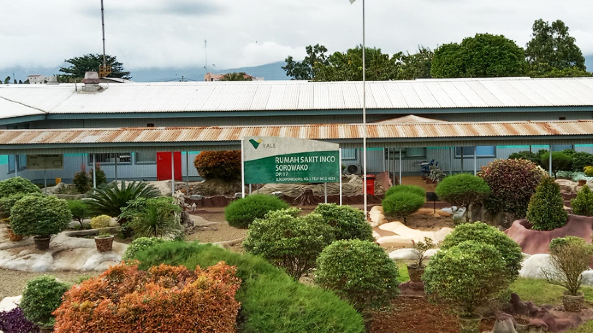 Primaya Hospital Inco Sorowako