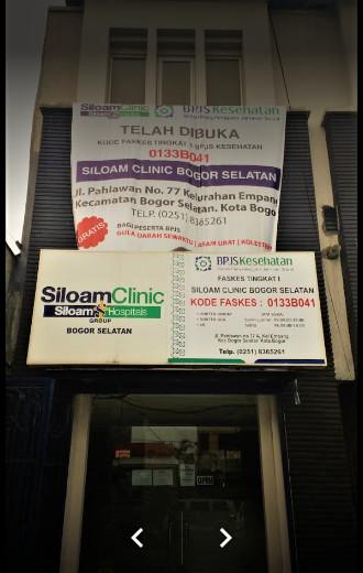 Siloam Clinic Bogor Selatan