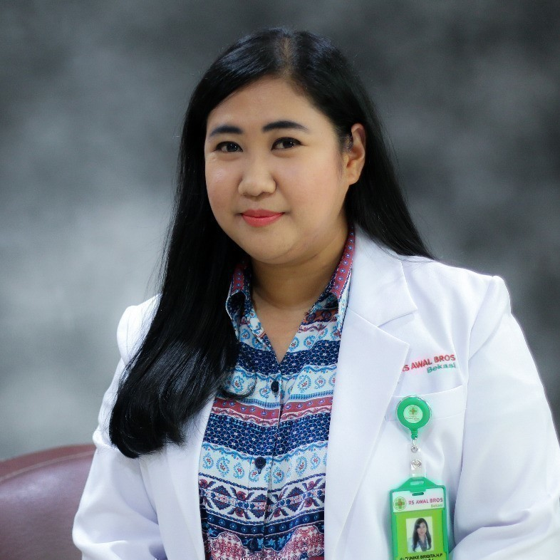 Dr. Eunike Brigita Herlinda Pontoh