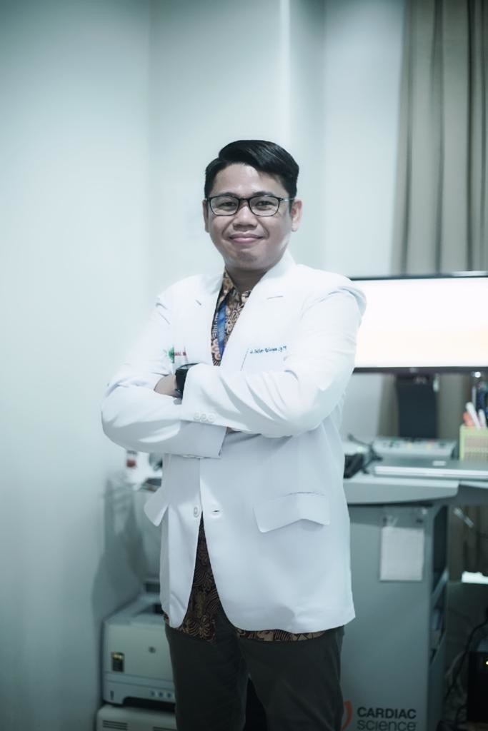 Dr. Darwin Maulana, SpJP, FIHA
